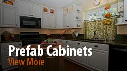 Prefab-Cabinets